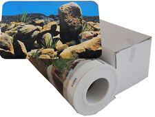 Sonderposten - 1 Rolle - Hobby Fotorückwand Vulcan Island - h=60cm - Länge 25m