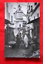 ALGERIE ALGER UNE RUE DE LA CASBAH - GALLICE & CIE EDITEURS n°29