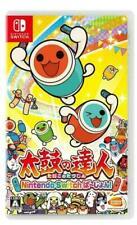 Taiko no Tatsujin Japanese Version (Nintendo Switch 2018)
