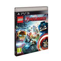 LEGO MARVEL VENGADORES EN CASTELLANO NUEVO PRECINTADO PS3