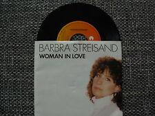 Barbra Streisand - Single--Woman In Love , Top Zustand