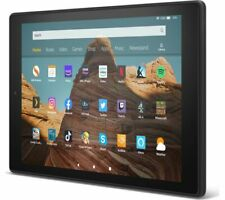 NEW✔ Amazon Fire HD10 Tablet (2019) 9th Generation - 10.1 Inch | BLACK | 32GB ✔️