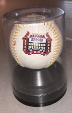 2006 ST. LOUIS CARDINALS INAUGURAL SEASON COMMEMORATIVE BALL FOTOBALL