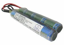 Rechargeable Battery Fit CE RoHS Model G3A4 1500mAh 9.6_Volts Ni-MH AIRSOFT