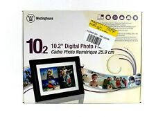 Westinghouse 10.2-Inch Digital Photo Frame LCD Photo Mosaic View
