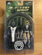 Blackest Night 7 BLACK LANTERN TERRA w/ SCAR Action Figure set DC Direct Toys