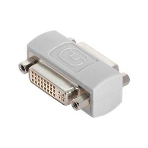 DVI 24+5 Female to DVI 24+5 Female VIDEO Converter Adapter Extension Extender