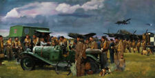"""""""The Bomber Boys"""" - James Dietz - Military Art"""