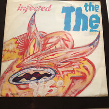 """The The - Infected (Skullcrusher Mix) - 12"""" (UK/86) Epic Some Bizarre TRUTH Q3"""