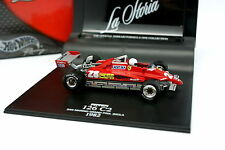 Hot Wheels La Storia 1/43 - F1 Ferrari 126 C2 San Marino GP Imola 1982
