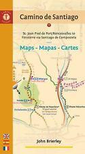 Camino de Santiago Maps / Mapas / Cartes: St. Jean Pied de Port/Roncesvalles to