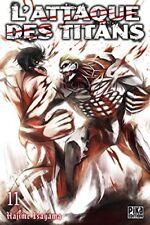 Attaque des Titans (l') Vol.11 (isayama Hajime) | Pika