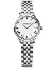 Raymond Weil Women's Toccata Stainless Steel Quartz Watch 5988-ST-00300, NWT