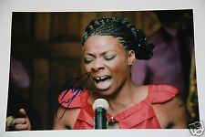 Concha Buika 20x30cm Bild + Autogramm / Autograph signed in Person .