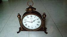 lotto orologio antico da collezione FERRARI da tavolo super sconto a 59 euro!!!