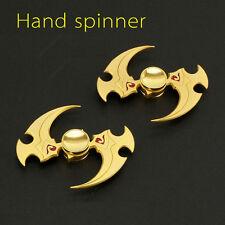Fidget Hand Spinner Finger Metal Hybird Bear Gyro Autism Kids/Adults Toys Gifts