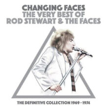 Rod Stewart and The Faces : Changing Faces CD 2 discs (2010) Fast and FREE P & P