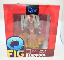 Marvel Deadpool Quantum Mechanics Qmx Q-Fig Miniatura Figura de Acción Figura