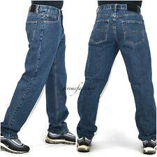 Mens Georgio Peviani stonewash jeans, g denim, straight-loose fit hip hop star