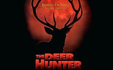 The Deer Hunter Poster Length: 800 mm Height: 500 mm Sku: 1743