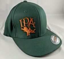 Odell Brewing Company Flexfit Forest Green IPA Hat Baseball Ball Cap YUPOONG