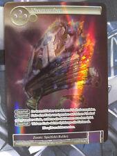 Force of Will Card Necronomicon pr2015-g-012 Promo German Full Art German
