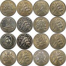 FAO 4 Dollars Full Set (8 coins). 1970.