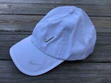 Nike Men Hat Cap White Sport Cap Baseball Hat One Size Fit Most