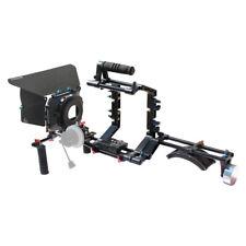 SHOOTVILLA DSLR Camera Shoulder Support Rig Kit Cage Matte Box DV HDV DSLR SV-02