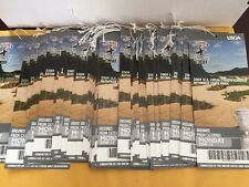 Lot Of (2) 2009 U.S. Open Mon June 15 Bethpage State Park Unused Tickets