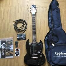 Epiphone SG History Japan vintage popular electric guitar beauty EMS F / S!
