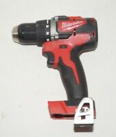 "Milwaukee 2801-20 M18 Compact Brushless 1/2"" Drill Bare Tool FOR PARTS FP005"