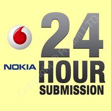 Servizio DI CODICE DI SBLOCCO PER NOKIA LUMIA 720 730 735 810 800 820 830 Vodafone UK