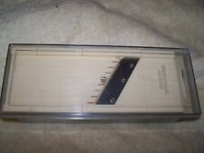 Vintage Kitchen MULTI WONDER Slicer/Chopper Gadget~~Papers INCluded
