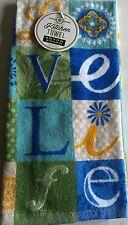 """Kitchen Towel LIVE LIFE  15"""" X 25""""  100% Cotton"""