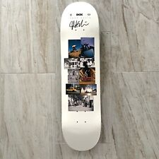Rare Limited Edition Signed by Josh Kalis X Berrics X Skateboard Mag Signed Deck