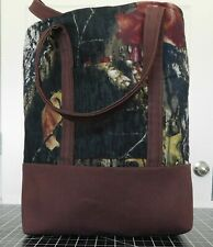 "Market/Tote Bag 12"" by 13"" with Outside Pocket & soft lining"