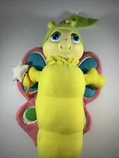 Vintage Hasbro Glow Worm Glo Butterfly 1985 - No Light Or Battery Box