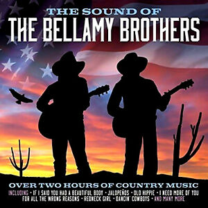 BELLAMY BROTHERS  *  44 Greatest Hits  *  NEW 2-CD SET  *  Country Music