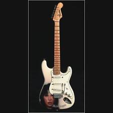 Baby Axe Mick Jagger Stratocaster Gitarre Miniaturen Musik