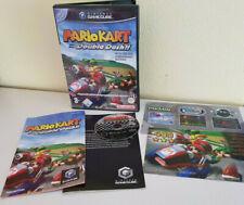 Mario Kart: Double Dash (Nintendo GameCube, 2003, DVD-Box)