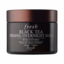 FRESH BLACK TEA FIRMING OVERNIGHT MASK FULL SIZE 3.3 OUNCES SEALED AUTHENTIC