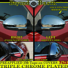 2011 2012 2013 2014 2015 Chevy Cruze 2016 Limited Triple Chrome Mirror Covers