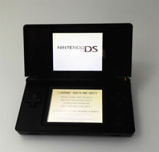 Black Refurbished Nintendo DS Lite Game Console NDSL Video Game System