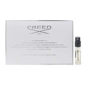 White Amber by Creed Eau De Parfum Vial On Card 0.07oz/2ml Spray New