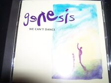 Genesis (Phil Collins) We Can't Dance CD – Like New