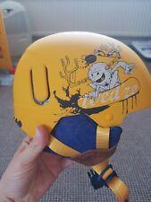 boys ski helmet size S with googles
