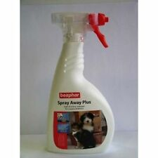 Beaphar Spray via DOMESTICI CANE GATTO PET Mess Macchia & Deodorante 400ML Bottiglia