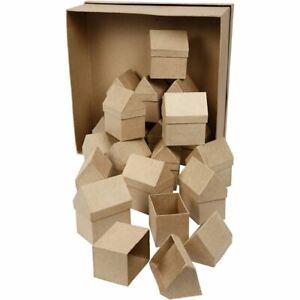 Creative Company Paper Mache Houses