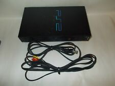 Sony PlayStation 2 Fat PS2 Console W/ Power & AV Cables SCPH-30001 R Tested